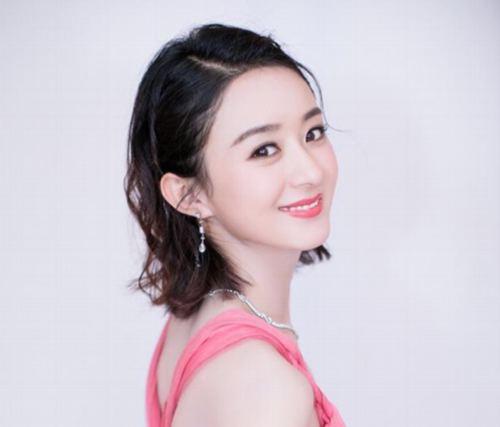 赵丽颖将主演新剧 和郑晓龙导演合作现代励志女性题材电视剧