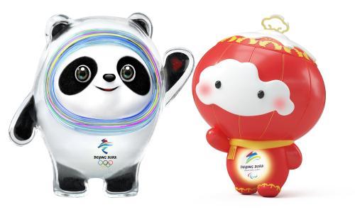 """2022年北京冬奥会吉祥物诞生 """"冰墩墩、雪容融""""为何能代表中国?"""