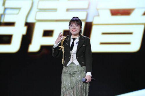 邢晗铭第八季《中国好声音》夺冠 李荣浩发文祝