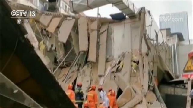 江苏南京一公寓局部坍塌是怎么回事?一起看看