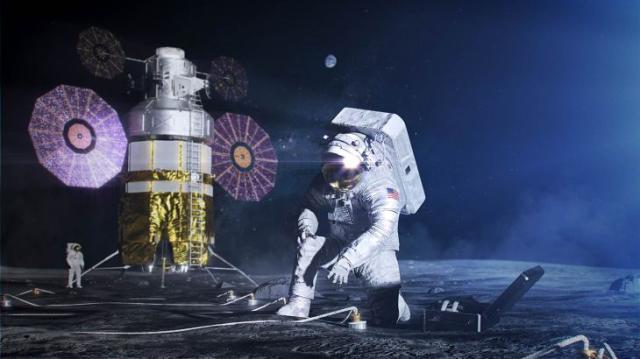 NASA公布最新款宇航服Xemu 为未来月球、火星探索任务设计
