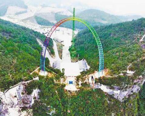 热点!重庆景区建设世界最大悬崖秋千 91.5米最大摆径挑战游客胆量