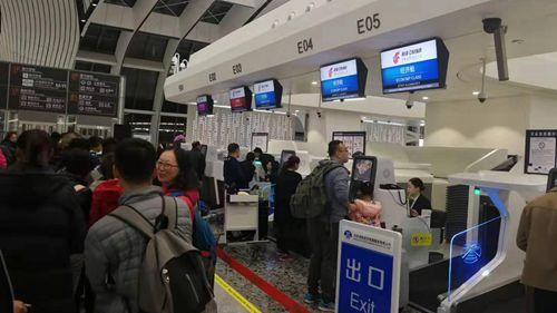 北京大兴国际机场国际航线今天开航 首批旅客顺利通关