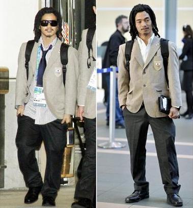 日本前奥运选手涉毒被捕 曾因着装过于随意饱受批判