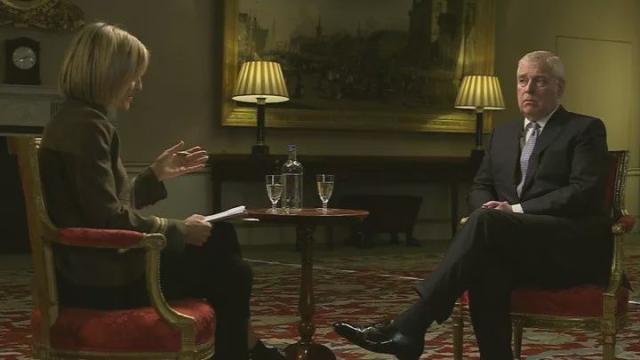 英国安德鲁王子否认性侵少女 访谈中表现却被批