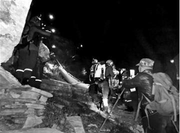 北京九级大风 53岁女驴友被吹落20米悬崖 最终不幸身亡