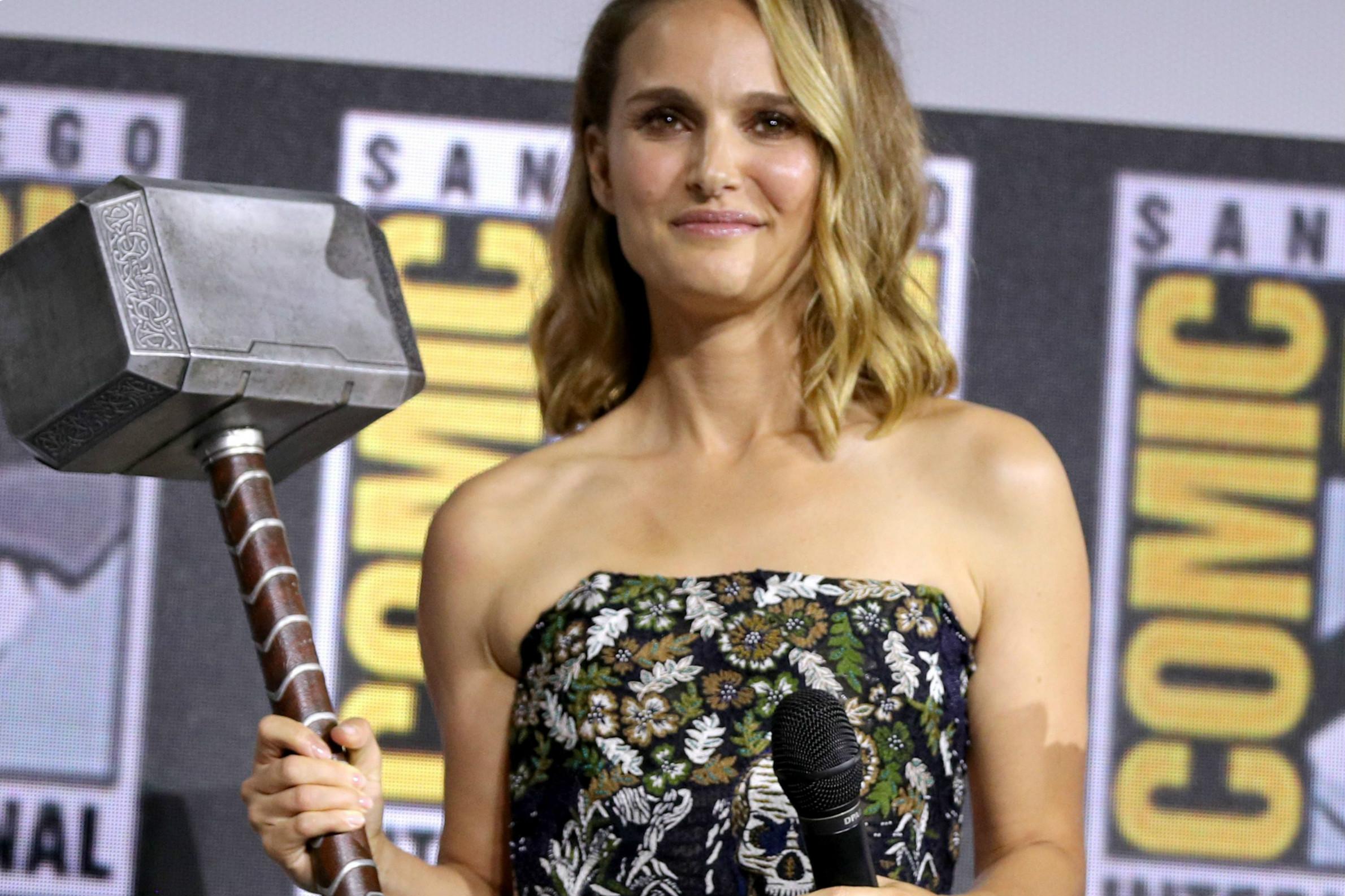 《雷神4》2020年开拍 娜塔莉・波特曼将成女雷神