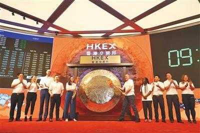 阿里巴巴香港上市 总市值4万亿超越腾讯 成港股第一大市值公司
