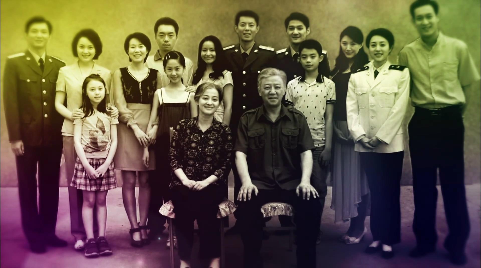 """《父母爱情》演员重聚 梅婷、郭涛感叹""""永远一家人"""""""