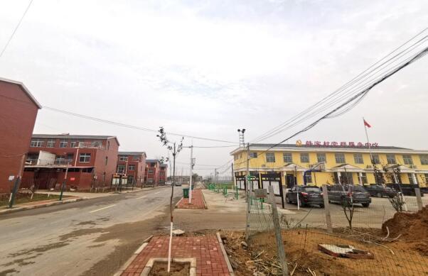 中牟县刁家乡韩家社区项目拖欠农民工工资多年 疑似被承包商卷款跑路