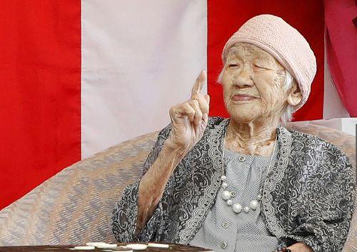 世界最长寿老人过117岁生日 日本百岁及以上老人数量已超6.9万