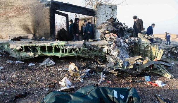 """新皇冠线路:伊朗公布坠机事故初步调查报告 坠毁前出现""""技术问题"""""""
