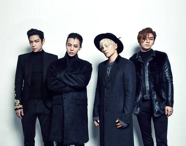 YG官宣已经和BIGBANG签订专属合约,这也是第三次续约