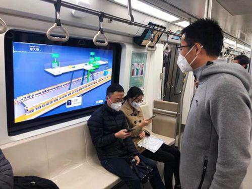 """杭州旅游景点大全:北京地铁""""魔窗系统""""上线 科技感爆棚如同穿越未来全国"""