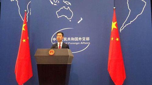 中国对美国提供口罩18.64亿只,医用及其他手套2.58亿双,医用防护服2919万套