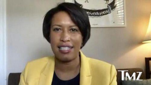 华盛顿黑人女市长叫板特朗普 具体是什么情况