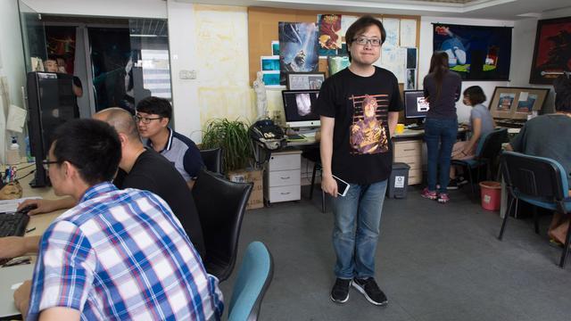 大圣归来导演将拍《三体》网友:可以提前预定买票吗?