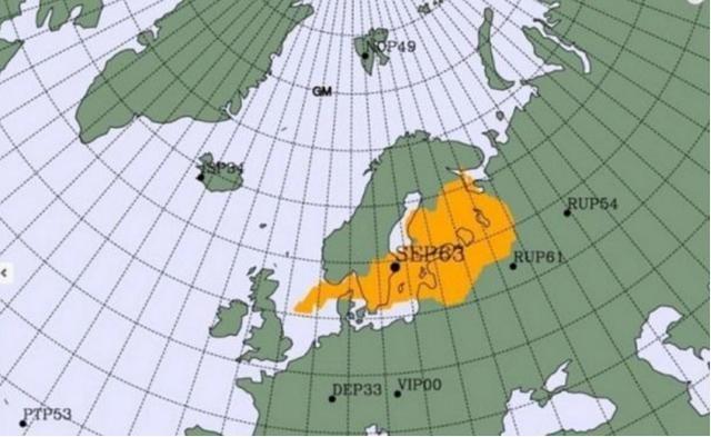 北欧多国空气相继检出核粒子 俄罗斯表态否认