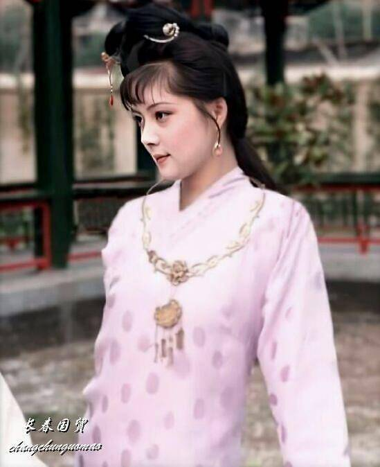 87版《红楼梦》薛宝钗扮演者否认已结婚,55岁身价过亿依然单身