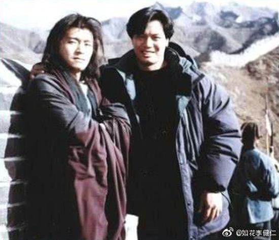 如花扮演者李健仁中风 在周星驰多部电影中反串女角