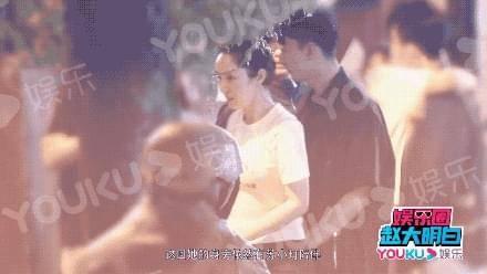 董璇苏小玎动作亲昵 疑似恋爱