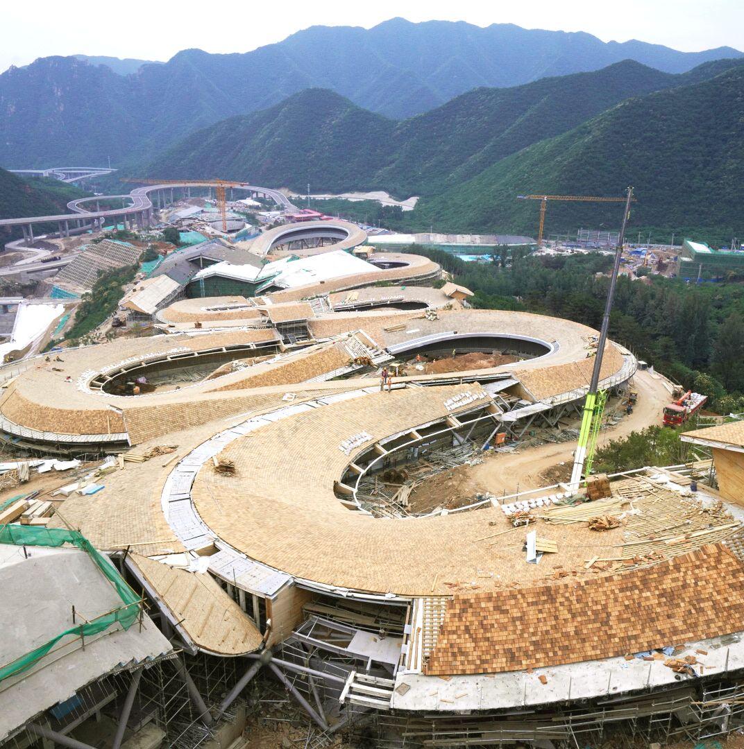 北京冬奥会延庆赛区年底将全面完工