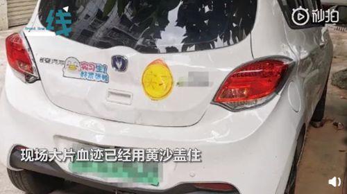 一女子倒车撞死丈夫_悲痛!妈妈倒车时不慎撞死自己孩子 车后贴实习标志_中国网