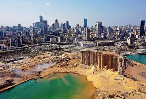 黎巴嫩首都爆炸已致135死 约5000人受伤 全国哀悼三天