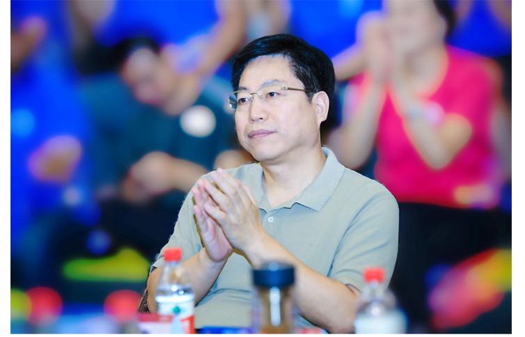 """迎篮而上 奋勇争先——第四届郑州银行""""简单派杯""""篮球赛正式开幕"""