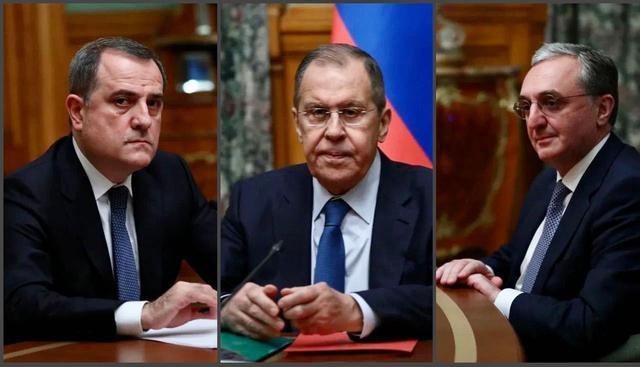 阿塞拜疆与亚美尼亚同意停火 交换战俘和阵亡将士遗体