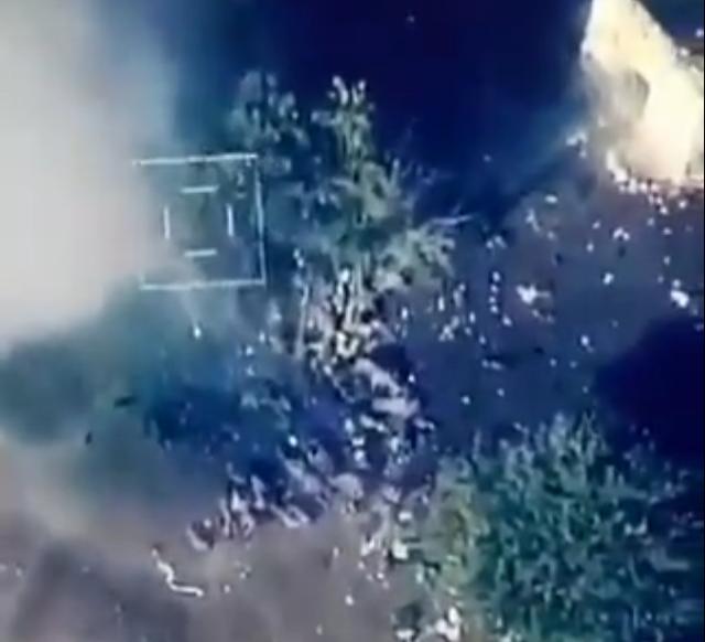 阿塞拜疆无人机空袭亚美尼亚士兵 未停火并互相指责对方