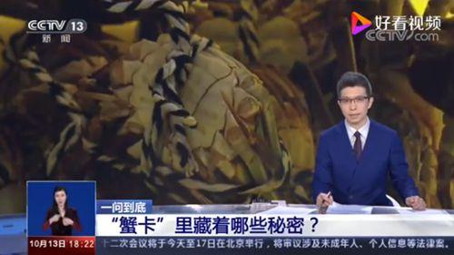央视揭蟹卡套路:严重缺斤短两!