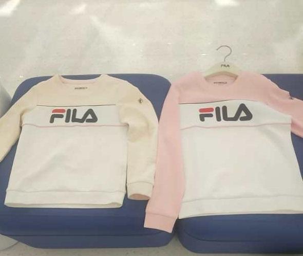 消费者购FILA产品遭遇掉色 厂家仅图片鉴定后称人为不退