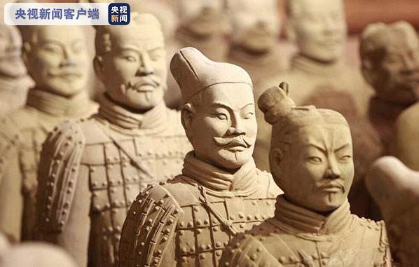 """秦兵马俑或由不同作坊独立制作 采用""""多渠道供应""""模式"""