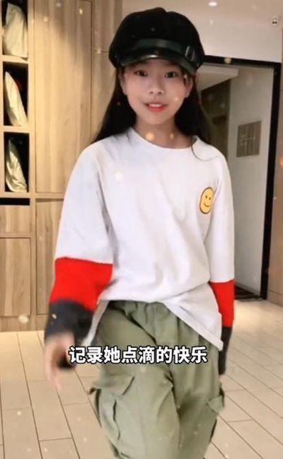 妈妈已拒绝十几个广告!11岁农村女孩跳舞引网友喊话出道