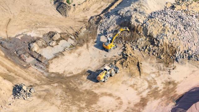 全球面临沙子资源枯竭 消耗远超自然增速